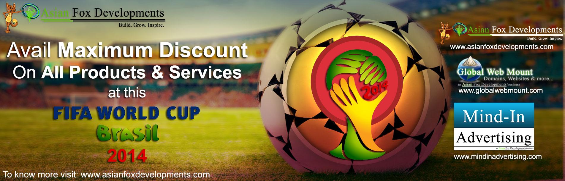 Asian Fox Developments - 2014 Fifa World Cup Brasil 2