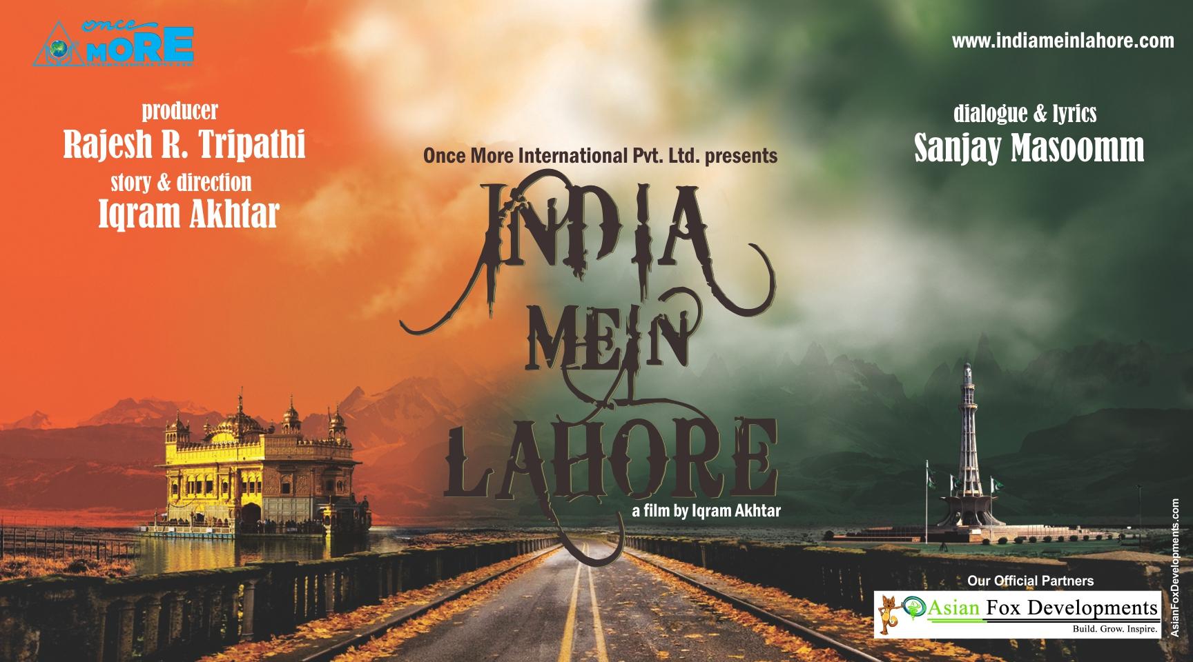 India Mein Lahore - Asian Fox Developments