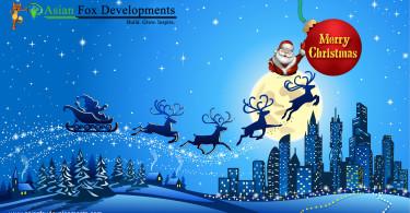 Merry Christmas 2015 - Asian Fox Developments