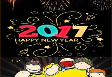Asian Fox Developments - Happy New Year 2017