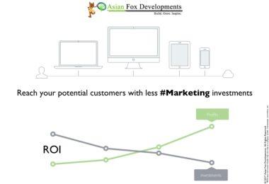Less Marketing Investments - Asian Fox Developments